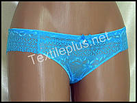 Трусики  Coeur Joie голубой 9623