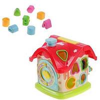 Развивающая игрушка Limo Toy Чудо домик