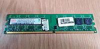 Оперативная память Hynix 1GB 2Rx8 PC2-5300S-555-12 DDR 2 б/у, фото 1