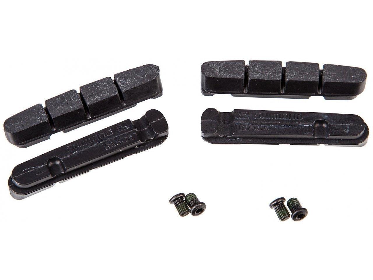 Тормозные накладки Shimano R55C4, для Dura Ace, Ultegra, 105