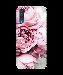 Чехол на Samsung Galaxy A50 Peony