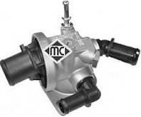 Термостат Fiat Doblo/Opel Astra H/Corsa D 1.3JTD/CDTI 08.05- METALCAUCHO 03886
