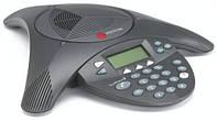 Телефон для конференції з дісп леєм, розширюємий SoundStation2 EX (ROE)
