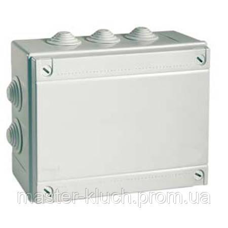 Коробка ответвительная DKC 240*190*90 с кабельными вводами. IP55