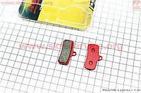Тормозные колодки диск. тормоз к-кт (Shimano Saint 2009, zee), YL-1039