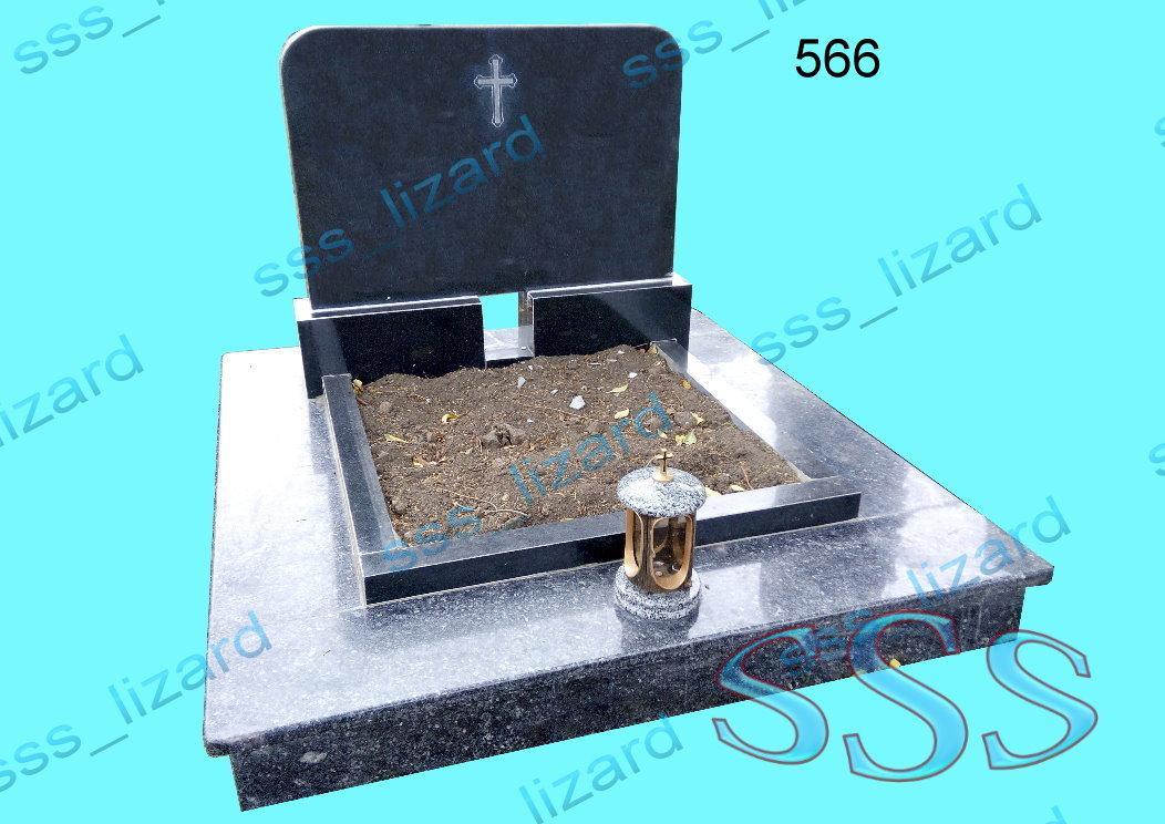 Пам'ятка для двох з граніту арт.566