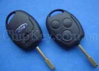 FORD MONDEO ключ ( корпус) 3 - кнопки (Артикул: K120)