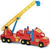 Пожарная машина Wader Super Truck, киев