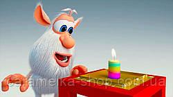 Вафельна картинка Буба, для торта