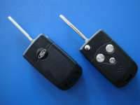 FORD выкидной ключ (корпус) 3 - кнопки (Артикул: F338)