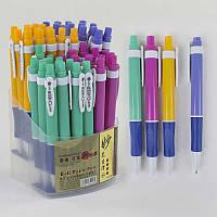 Набор шариковых ручек С 37073 (40) синяя паста/ЦЕНА ЗА УПАКОВКУ 50ШТ/ диаметр пишущего узла 0,8 мм