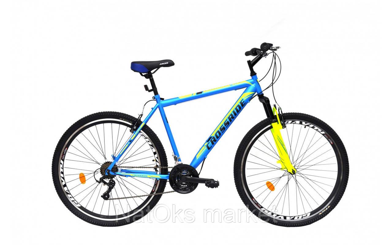 "Велосипед CROSSRIDE 29 MTB ST ""SHARK"""