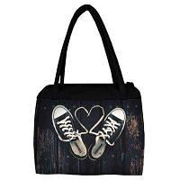 Удобная женская сумка Satchel