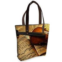 Стильная женская сумка Sophie Скрипка
