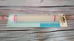 Качалка для мастики з обмежувачами маленька, 22 см
