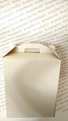 Коробка для торта 30*30*40