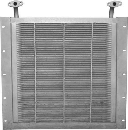 Воздушный теплообменник для охлаждения масла НВЭ 10/0,7