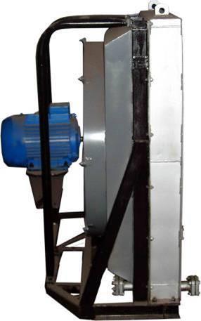 Теплообменники воздушные типа Пластинчатый теплообменник ТПлР S11 IS.02. Владивосток