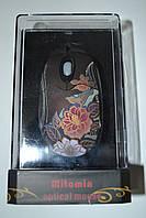 Мышь USB MA-MTA06K/В-178 цветок, фото 1