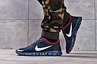 Кроссовки мужские Nike Free 3.0 (топ ААА), темно-синие (16252) размеры в наличии ► [  40 42 43 44 45  ], фото 1