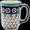 Кружка керамическая Muster 0,4L Chamomile Paradise - Blue