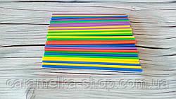 Палочки для Кейк попсов Цветные (пластик) 15 см