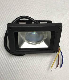 Светодиодный прожектор с линзой SL-IC10Lens 10W 6000К IP65 Код.57037, фото 2
