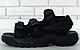 Мужские Сандали FILA Disruptor Sandals черные, фото 9