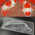Молд пластиковый для шоколада Рыба Большая, фото 2