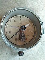 Манометр электроконтактный ЭКМ-1У (0-16), фото 1