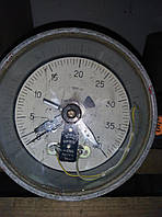 Манометр электроконтактный ЭКМ-1У (0-40), фото 1