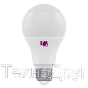 LED лампа ELM 15W E27 4000К