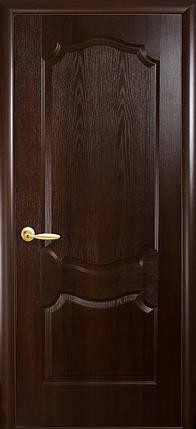 Двери Новый Стиль Вензель каштан, коллекция ФОРТИС De Luxe, фото 2