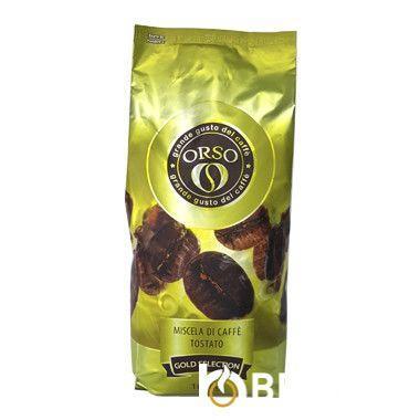 Кофе в зёрнах ORSO GOLD SELECTION 1 кг