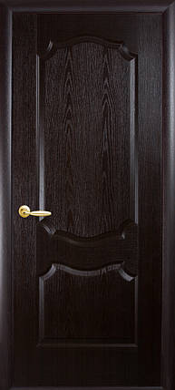 Двери Новый Стиль Вензель венге, коллекция ФОРТИС De Luxe, фото 2