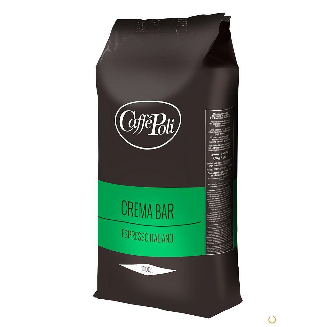 Кофе Caffe Poli CREMA Bar 1 кг