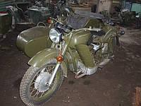 Мотоцикл Днепр МВ-650М