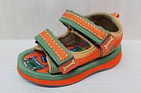 Детская летняя обувь, детские легкие босоножки для мальчика тм Тom.m р. 20