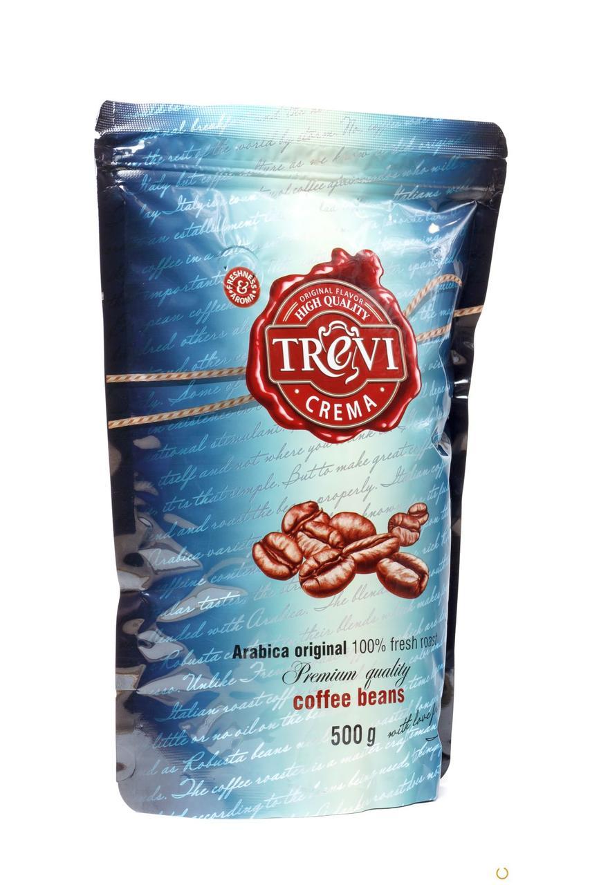 Кофе в зёрнах Trevi Crema 500 г