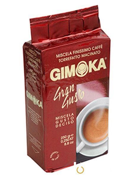 Молотый кофе GIMOKA GRAN GUSTO250 г