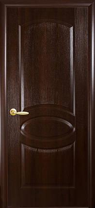 Двери Новый Стиль Овал каштан, коллекция ФОРТИС De Luxe, фото 2