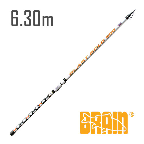 Удочка Brain Blast Bolo 7м 460г фактическая длина 6.3м