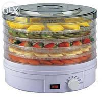 Сушилка для фруктов и овощей электрическая Supretto