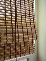 Бамбуковые шторы-ролеты