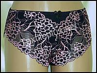 Трусики  Coeur Joie черный - розовый 8648