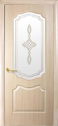 Двери Новый Стиль Вензель+ Р1 ясень, коллекция ФОРТИС De Luxe P, фото 2