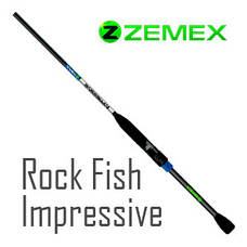 ZEMEX Impressive Rock Fish 2018