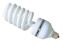 Флуоресцентные лампы, патронные вспышки для студийной съемки