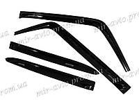 Ветровики внешние на скотче ВАЗ 2105