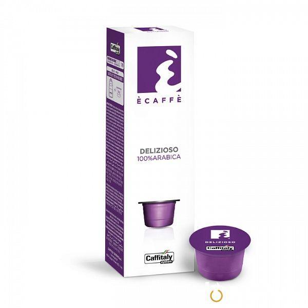Кофе в капсулах Ecaffe Delizioso 10 шт
